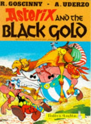 9780340388419: Asterix and the Black Gold (Knight Books)