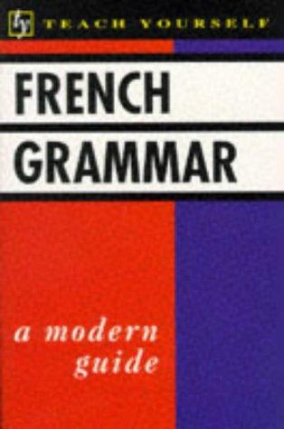 9780340391488: French Grammar (Teach Yourself)