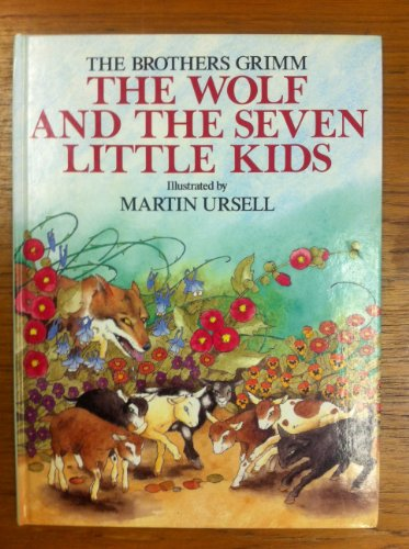 9780340391730: The Wolf and the Seven Little Kids