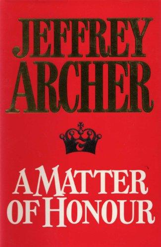 9780340393659: A Matter of Honour