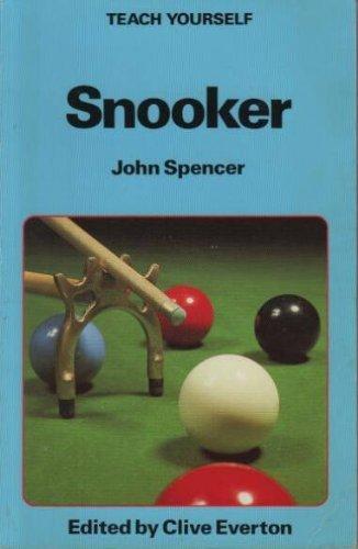 9780340393666: Snooker (Teach Yourself)