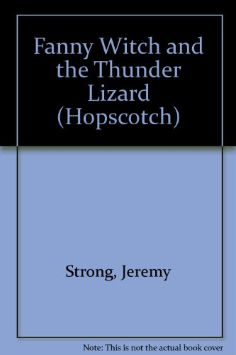 9780340393697: Fanny Witch and the Thunder Lizard (Hopscotch)
