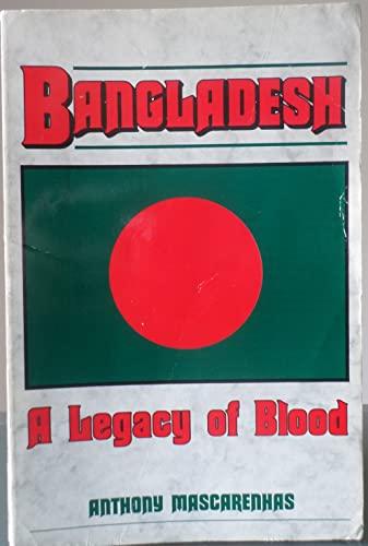 9780340394205: Bangladesh: A Legacy of Blood