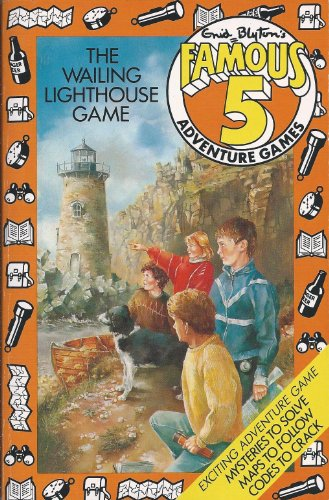 9780340396537: The Wailing Lighthouse Game (Famous Five Adventure Games)