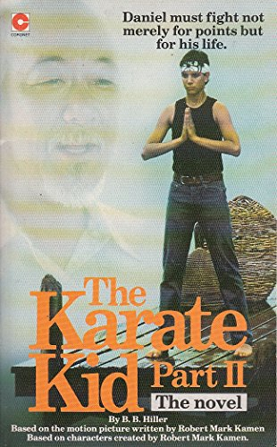 9780340396780: The Karate Kid, Part II: Novel (Knight Books)