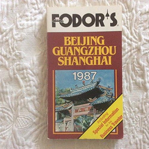 9780340400579: Beijing, Guangzhou and Shanghai