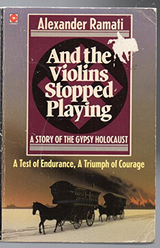 9780340401231: And the Violins Stopped Playing (Coronet Books)