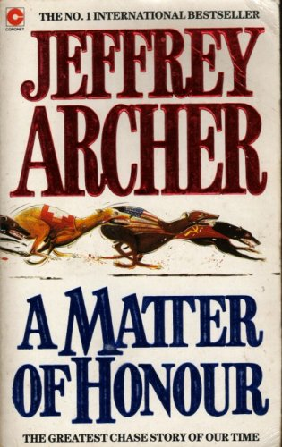 9780340401484: A Matter of Honour (Coronet Books)