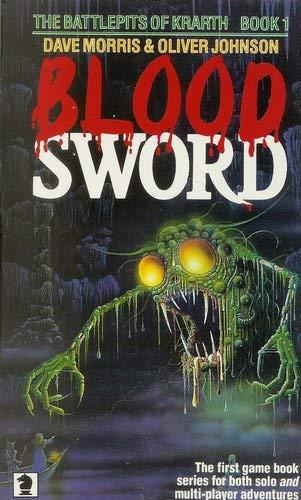 9780340401545: Bloodsword: The Battlepits of Krarth v. 1 (Knight Books)