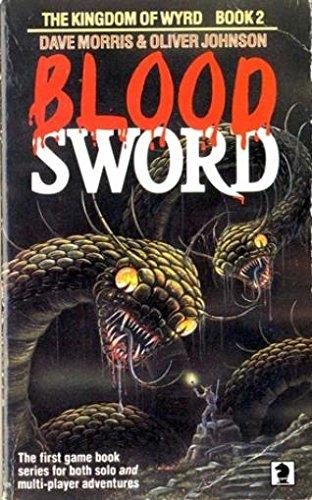 9780340401552: Blood Sword (The Kingdom of Wyrd, Book 2)