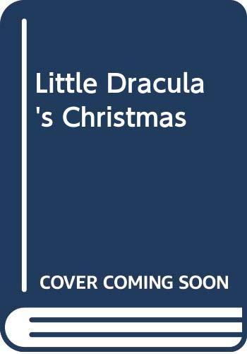 9780340402757: Little Dracula's Christmas