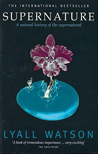 9780340404195: Supernature (Coronet Books)