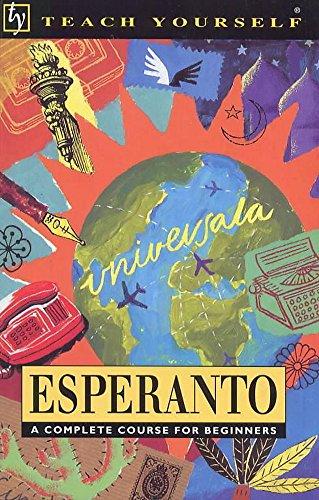 9780340405901: Esperanto (Teach Yourself)