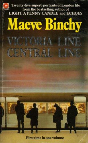 9780340407349: Victoria Line (Coronet Books)