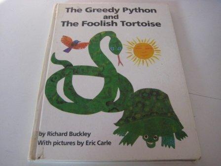 The Greedy Python and The Foolish Tortoise: Richard Buckley