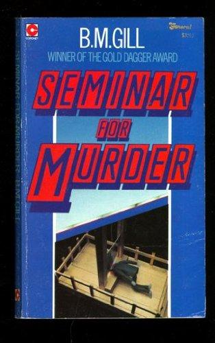 9780340408568: Seminar for Murder (Coronet Books)