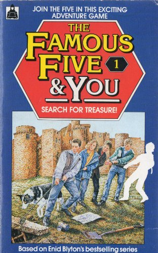 9780340411001: Famous Five and You: Search for Treasure No. 1 (Knight Books)