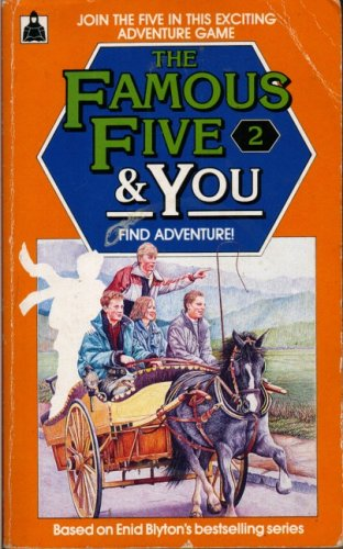 9780340411018: Famous Five and You: Find Adventure! No. 2 (Knight Books)