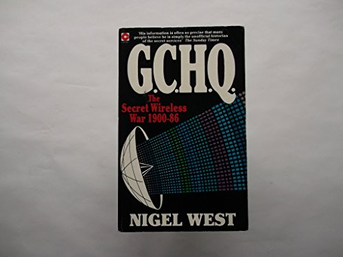 Government Communications Headquarters (Coronet Books) Government Communications Headquarters (Coronet Books), West, Nigel, New, 9780340411971 Never used!