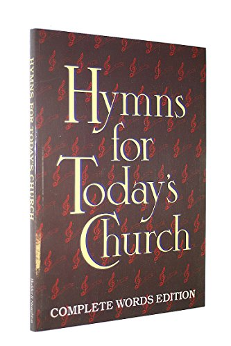 9780340412541: Hymns for Today's Church