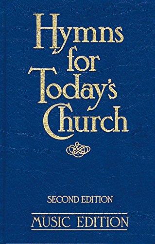 Hymns for Todays Church Music Edition: Baughen, Michael