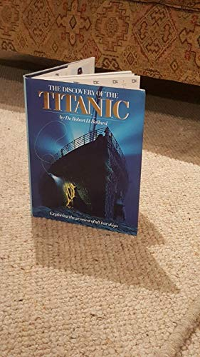 9780340412657: The Discovery of the Titanic