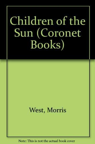 9780340413425: Children of the Sun (Coronet Books)
