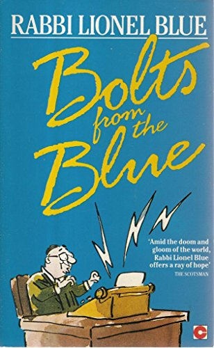 Bolts From the Blue: Rabbi Lionel Blue