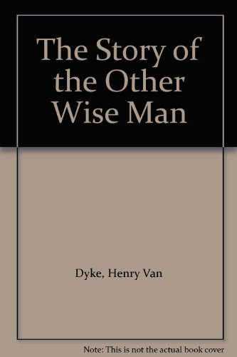 9780340415832: The Story of the Other Wise Man