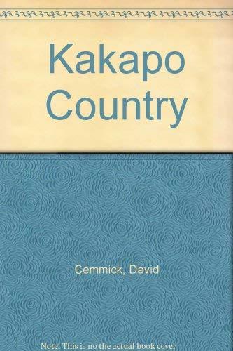 9780340416471: Kakapo Country