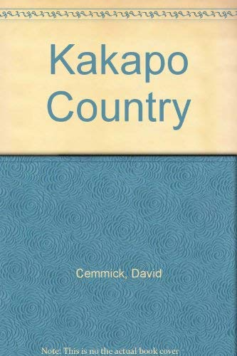 9780340416471: Kakapo Country