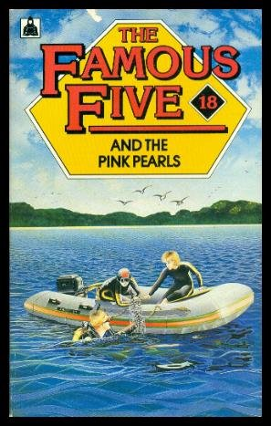 9780340417102: The Famous Five and the Pink Pearls (Knight Books)