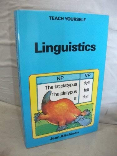 9780340417645: Teach Yourself Linguistics