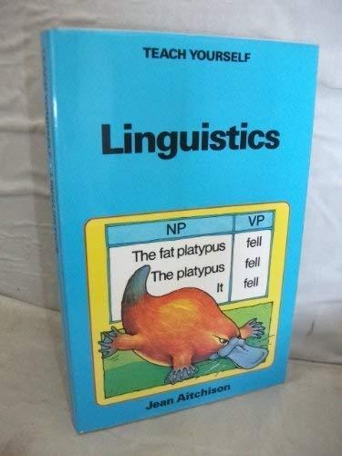 9780340417645: Teach Yourself Linguistics (Teach Yourself)
