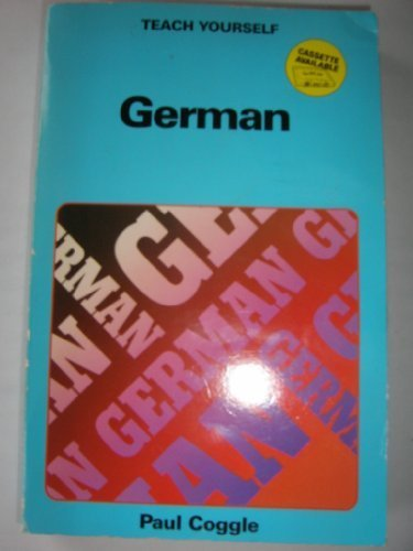 9780340417669: German (Teach Yourself)