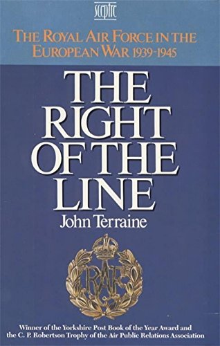 9780340419199: The Right of the Line