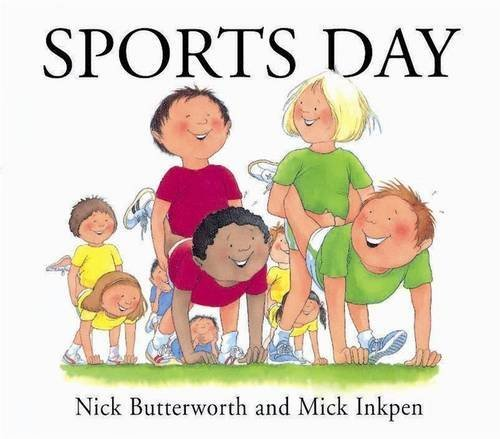 9780340422847: Sports Day