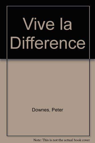 Vive La Difference: Levasseur, B