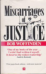 9780340424063: Miscarriages of Justice (Coronet Books)