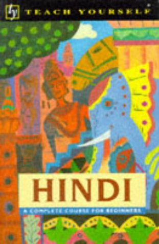 9780340424643: Teach Yourself Hindi New Edition