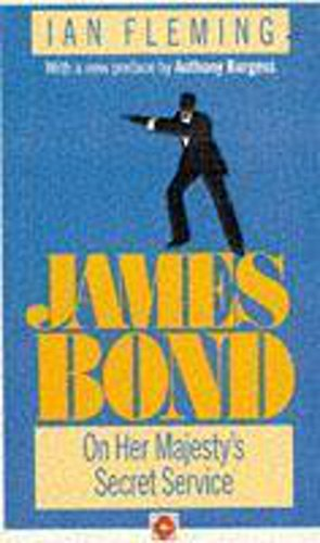 On Her Majesty's Secret Service (Coronet Books)