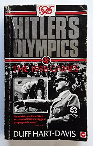 9780340426487: Hitler's Olympics: The 1936 Games (Coronet Books)