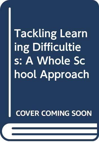 Tackling Learning Difficulties: Robinson, Amanda; Thomas