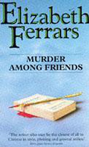 9780340430538: Murder Among Friends (Coronet Books)