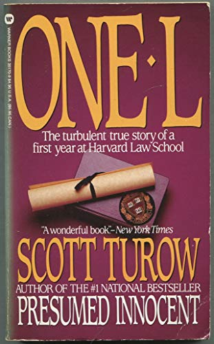 9780340431009: One L: What They Really Teach You at Harvard Law School