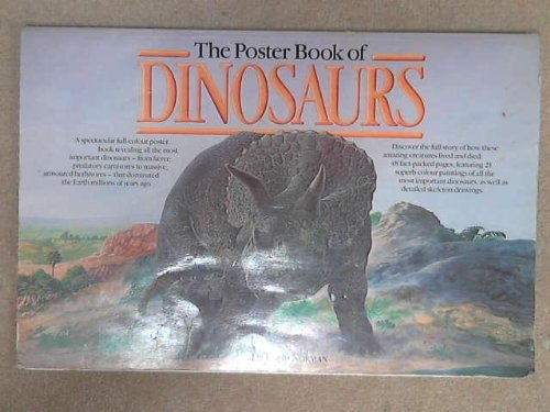 9780340486399: The Poster Book of Dinosaurs