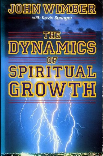 9780340488102: The Dynamics of Spiritual Growth