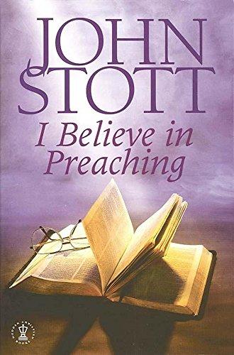 9780340488829: I Believe in Preaching