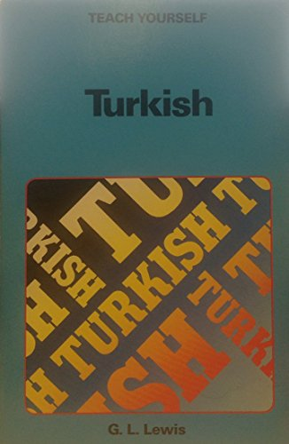 9780340492314: Teach Yourself Turkish