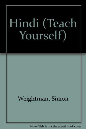 9780340496510: Hindi (Teach Yourself)